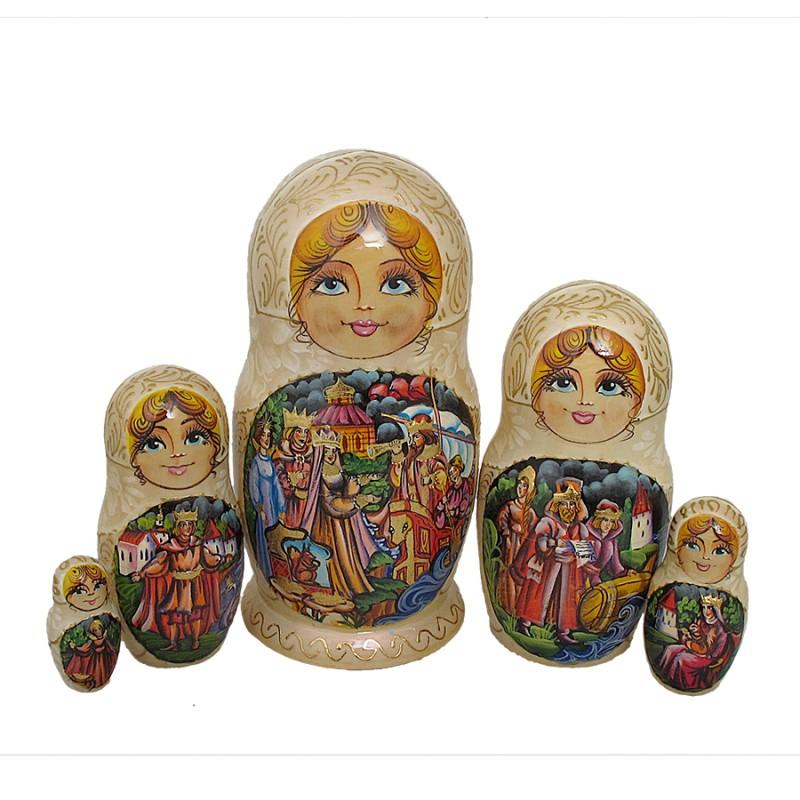 Россия Я2600 Матрешка