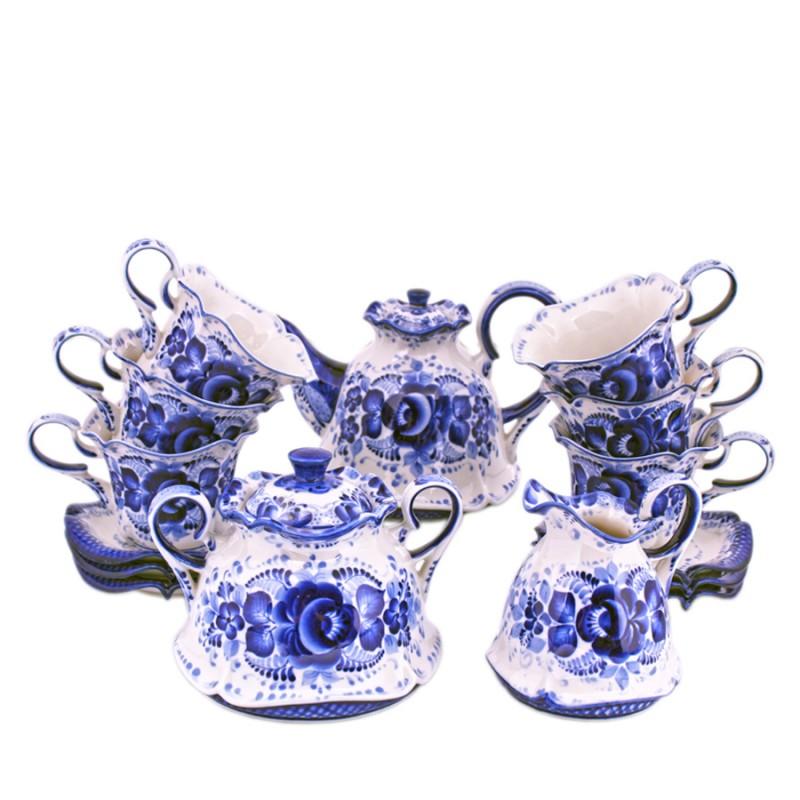 Россия Сервиз чайный Колокольчик сервиз чайный bavaria гамбург 6 23 фарфор