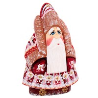 "Скульптура из дерева ""Дед мороз"" 1337439"