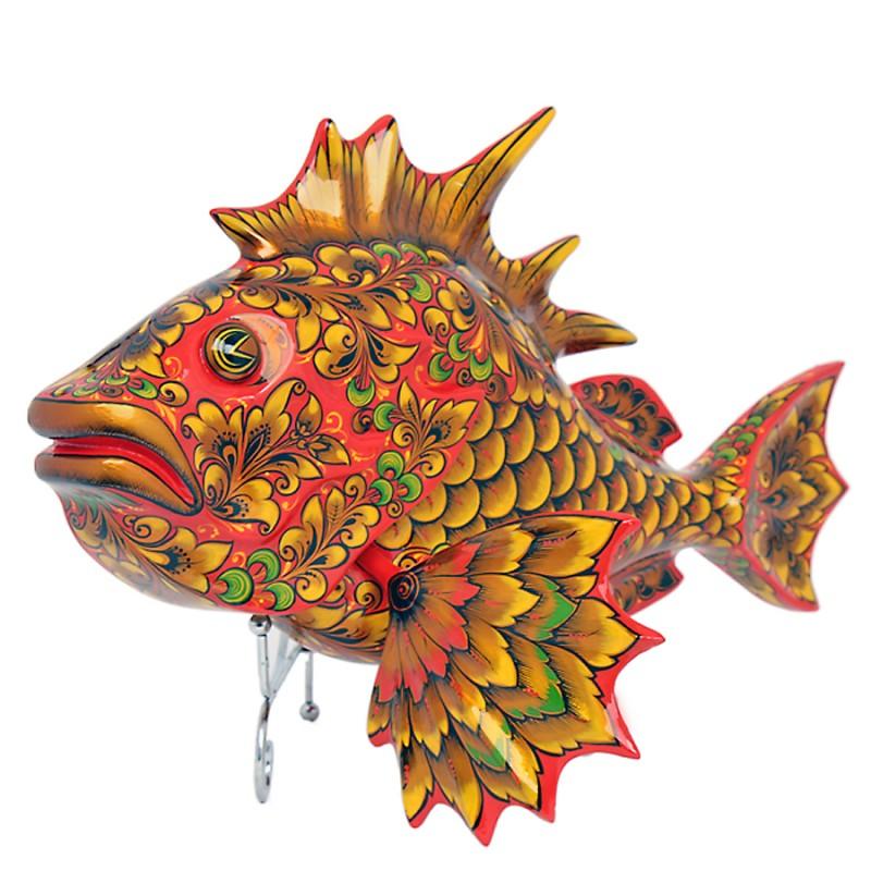 Рыба Ёрш олег ольхов рыба морепродукты на вашем столе