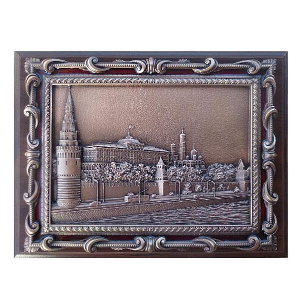 13-111 Плакетка с видом Москвы
