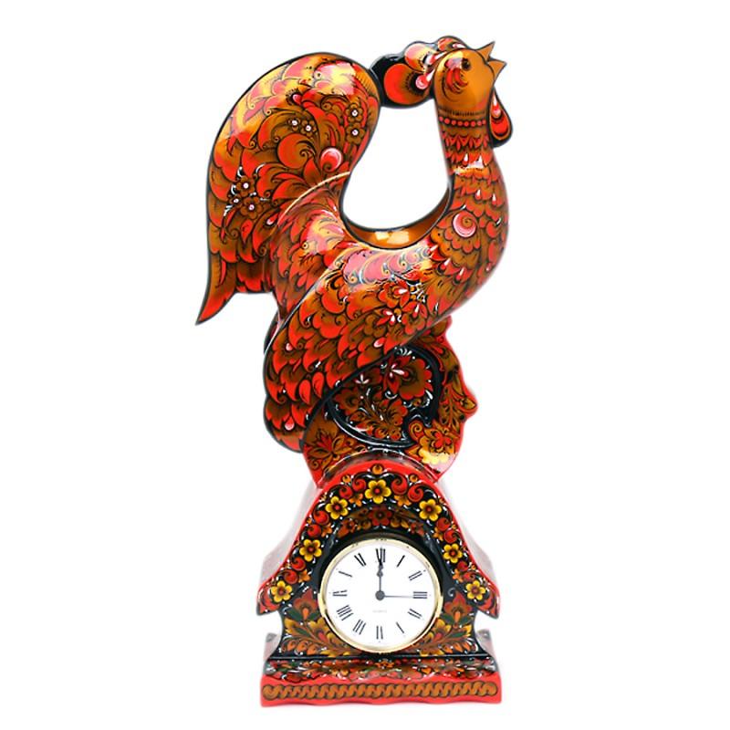 3641 Часы настольные Хуторок