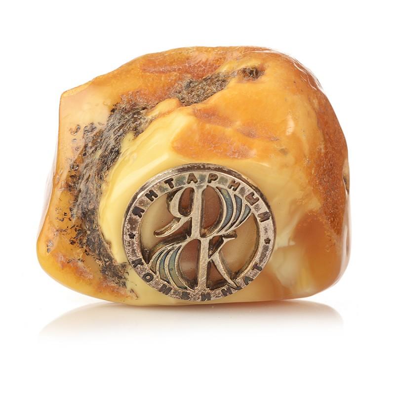 Сувенирный камень янтарь 53,14 гр. от Наследие