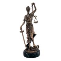 Статуэтка Фемида(Бронза) parastone pro 10 статуэтка медсестра profisti parastone