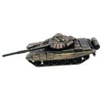 Танк Т-72М1М(1:100,Бронза) 72 1 100