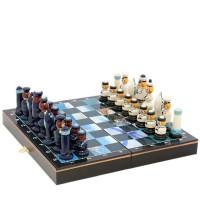 Шахматы Морской бой игрушка морской бой киев купить