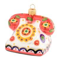 ёлочная игрушка Телефон веселый переполох американский пирог переполох в общаге