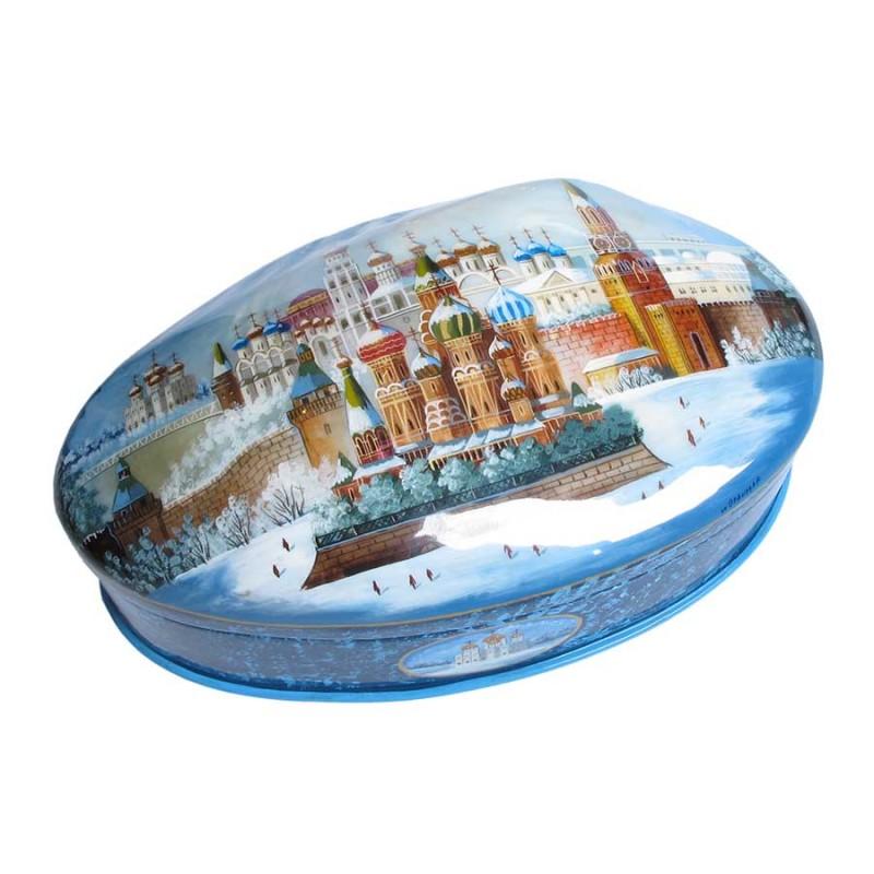 Шкатулка Москва (Ракушка)