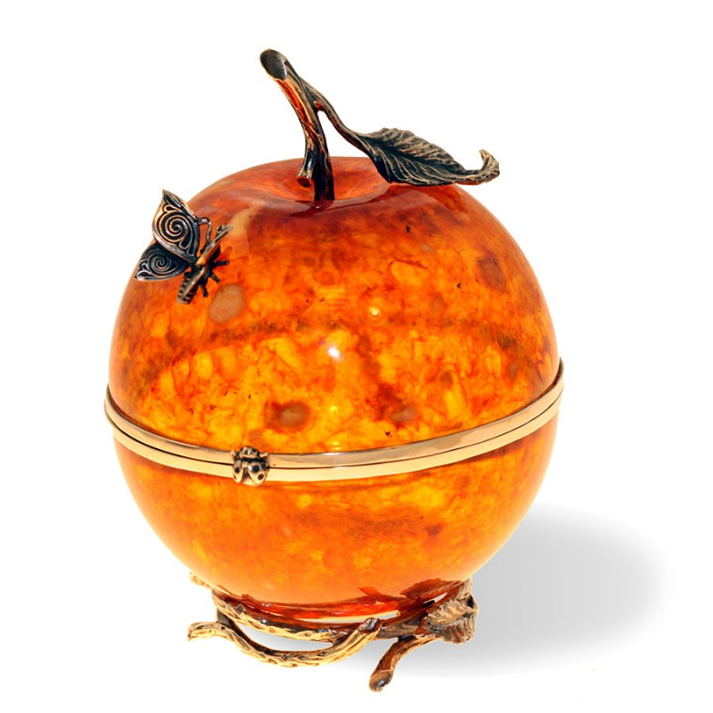 Россия Brb-sv-rbl шкатулка Райское Яблоко райское яблоко