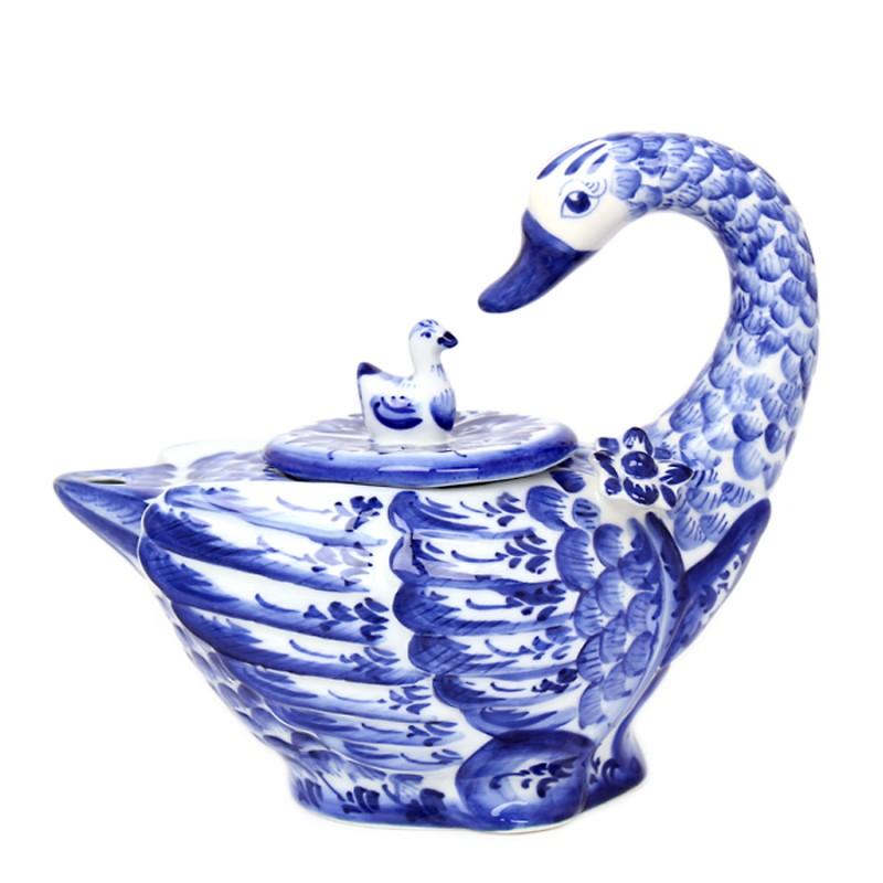 где купить Чайник Лебедь дешево
