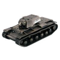 Модель танка КВ-1 обр.1940г(1:100,Бронза)