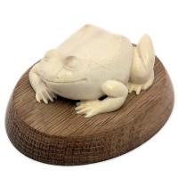 скульптура Жаба
