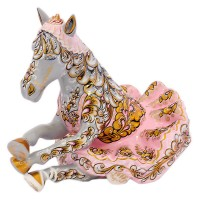 Скульптура Лошадь-балерина статуэтка балерина 673591