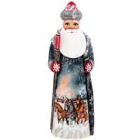 "скульптура ""Дед мороз"" (тройка)"
