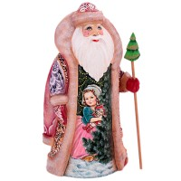 "скульптура из дерева ""Дед мороз"" 1353396"