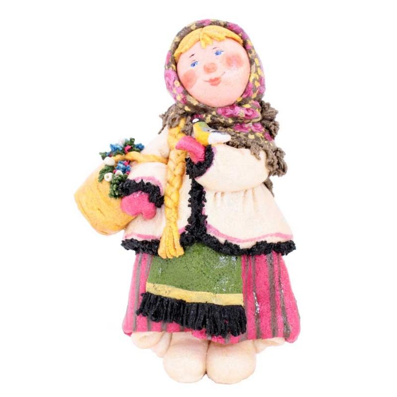 """Кукла """"Мукасоль"""" средняя"""