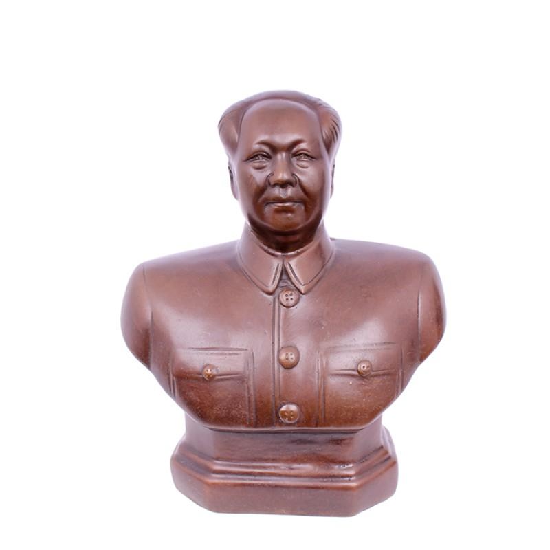 Бюст Мао Дзедун