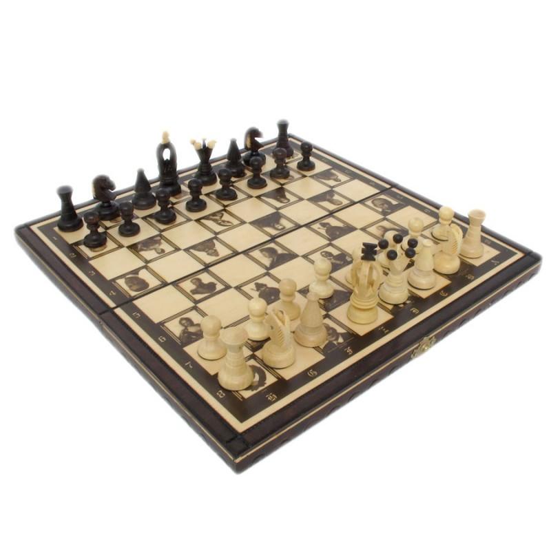 Шахматы Президент
