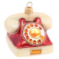 ёлочная игрушка Телефон игрушка ёлочная русские подарки игрушка ёлочная