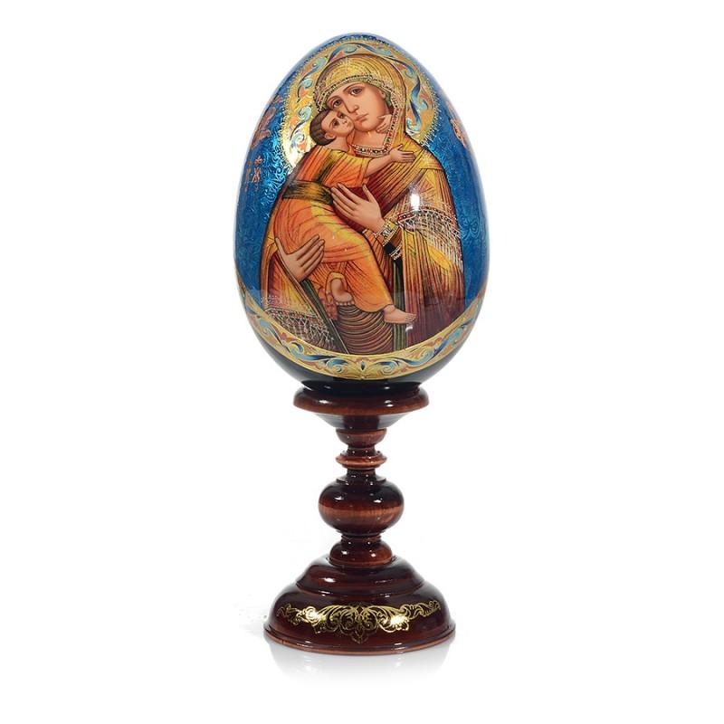 """Яйцо """"Богородица"""" д135 от Наследие"""