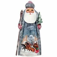 скульптура Дед мороз (рис.тройка) скульптура дед мороз 9