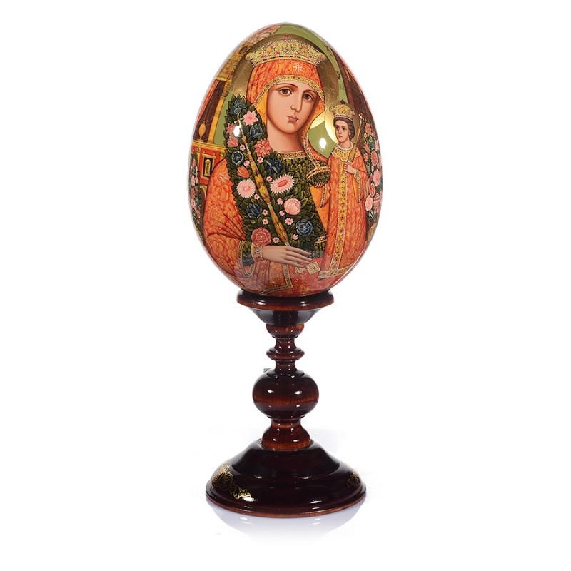 """Яйцо """"Богородица"""" д150 от Наследие"""