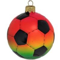 Россия Ёлочная игрушка шар Мяч радуга россия ёлочная игрушка снегурочка морозные узоры
