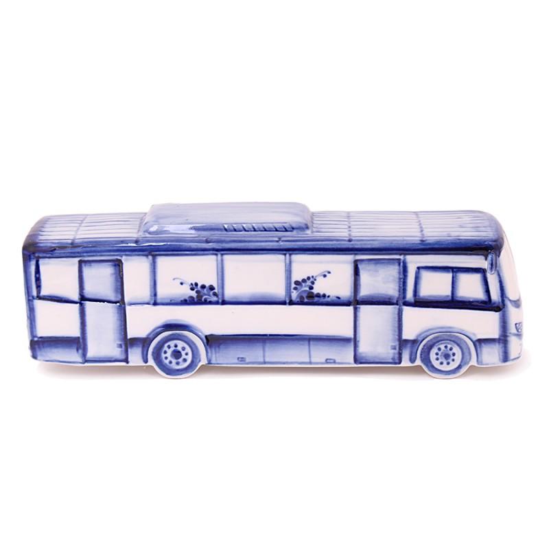 Сувенир Автобус мал. shantou туристический автобус