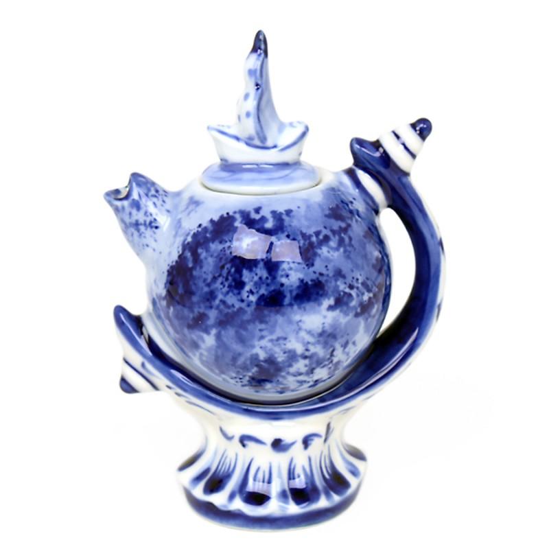 Чайничек сувенирный Глобус