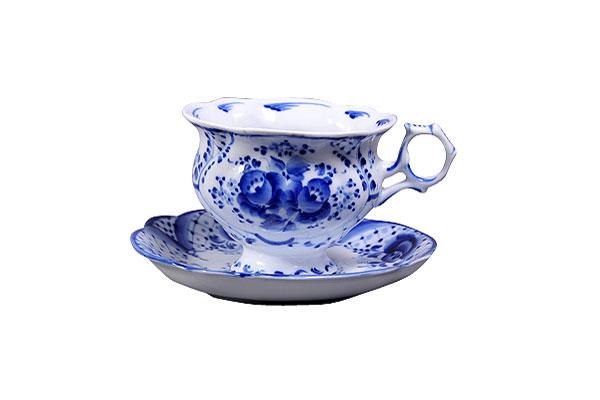 Чайная пара Тюльпан №1 чайная пара asa selection a table 1912 013
