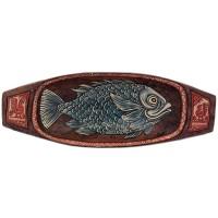 миска Рыба голубая олег ольхов рыба морепродукты на вашем столе