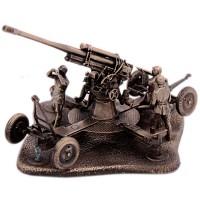 Модель советского 85-мм зенитного орудия 52-К(1:72,бронза) rovertime rovertime rtm 85