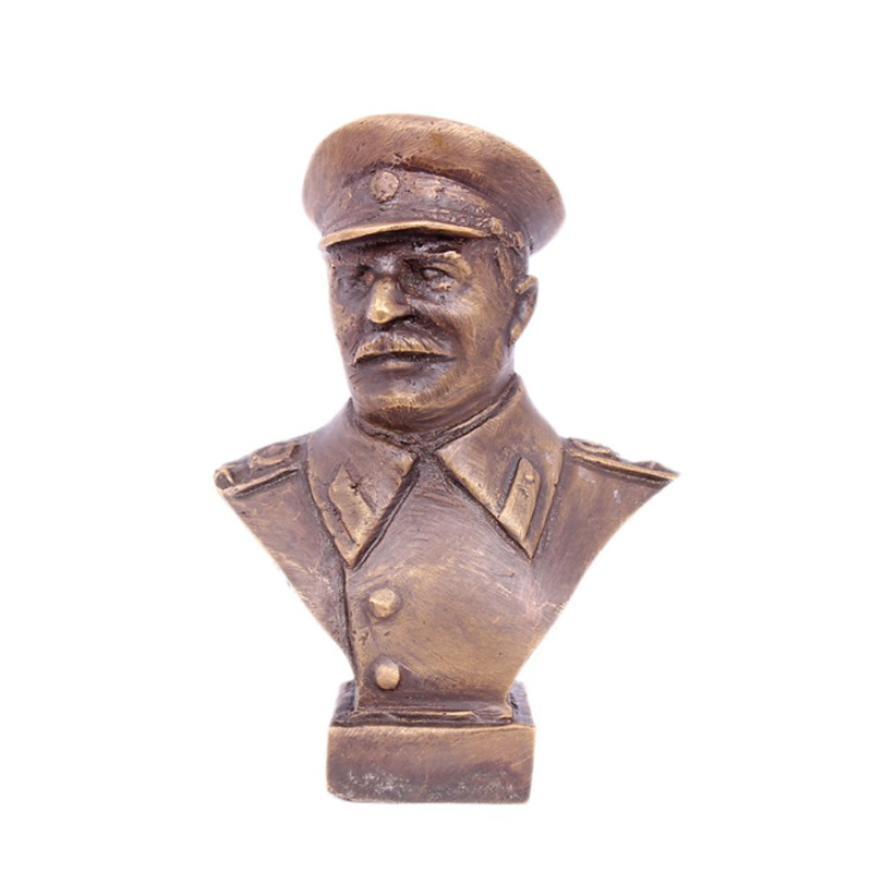 Бюст Сталин мал. куртка лыжн мал