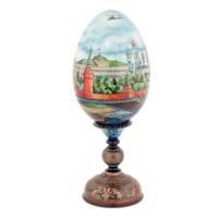Россия Яйцо на подставке