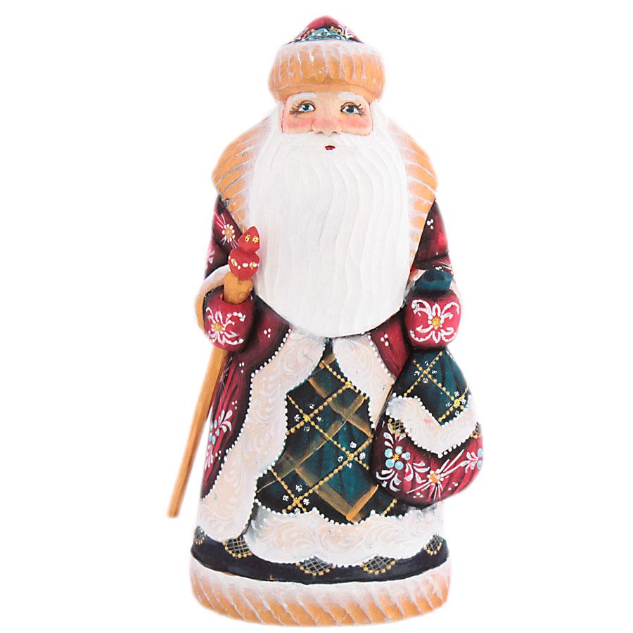 Дед мороз берет подарки 100 к 1 66