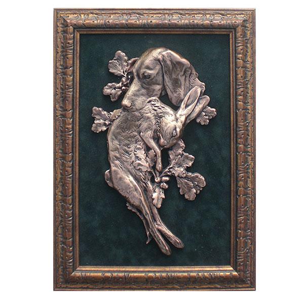 11-054 Картина из металла