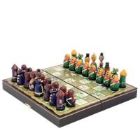 шахматы Бородино Нерехта бумажные солдатики бородино 2012