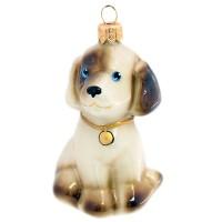 ёлочная игрушка Бим россия ёлочная игрушка снегурочка морозные узоры