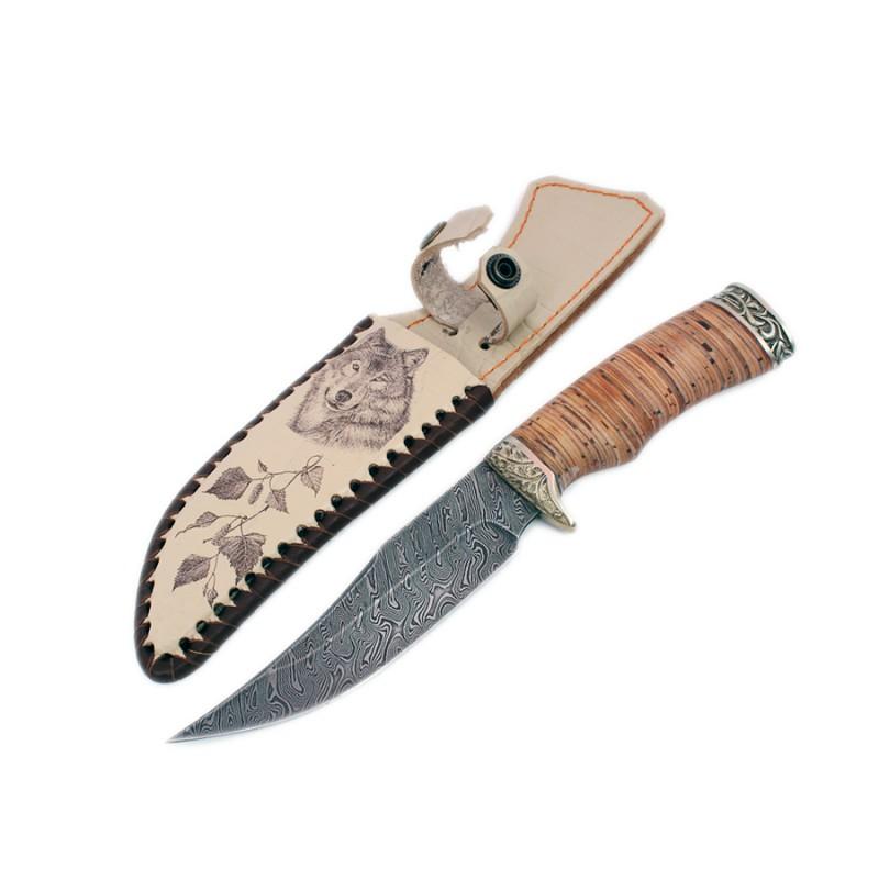 Нож Орлан дам.ст.,бер.,литье