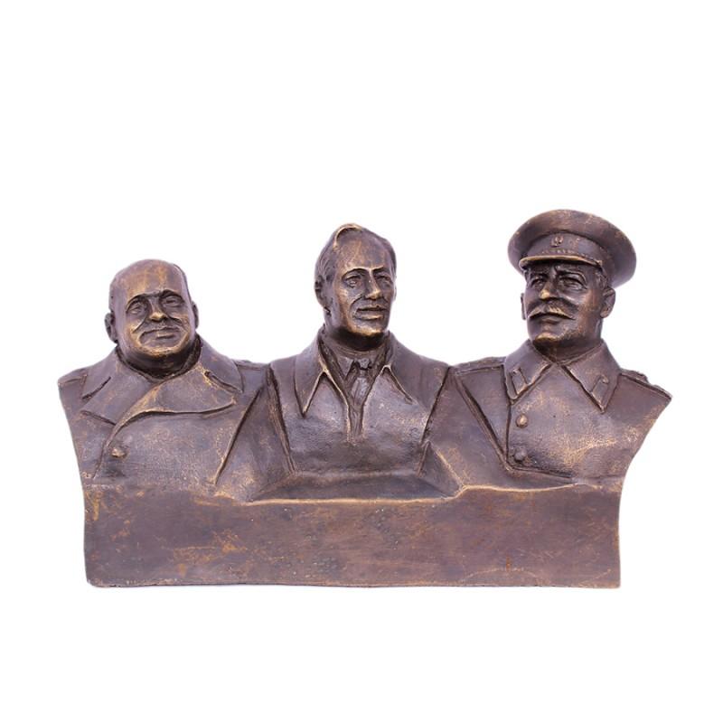 Бюст Конференция Ялта (Троица) билет на теплоход анапа ялта