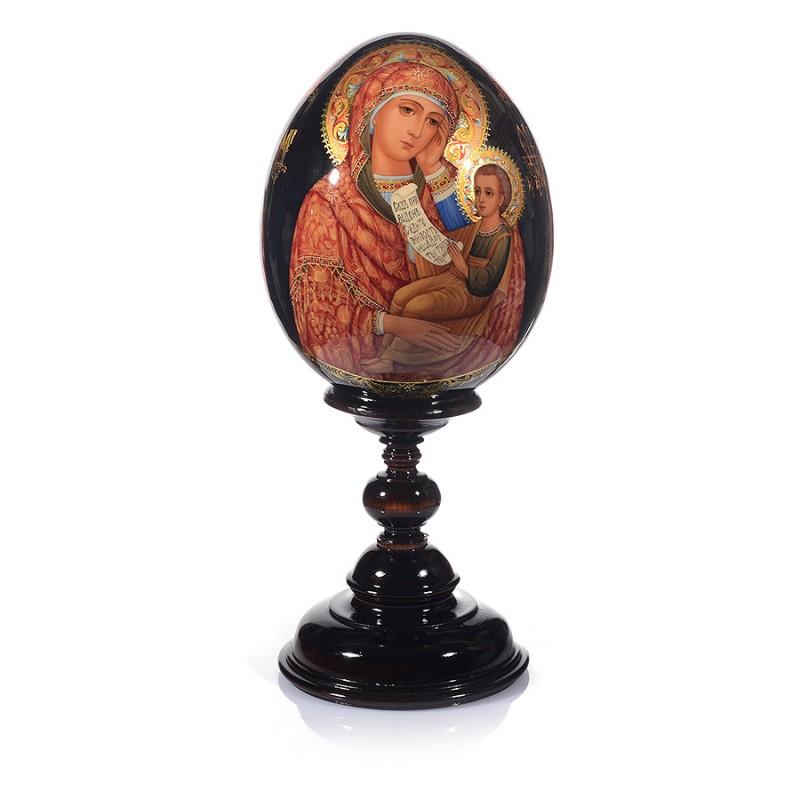 """Яйцо """"Богородица"""" д140 от Наследие"""