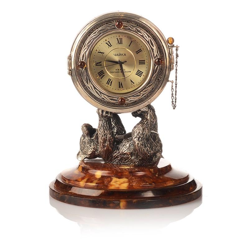 HD8-11 Часы Медведь