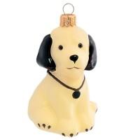 ёлочная игрушка собака ириска россия ёлочная игрушка снегурочка морозные узоры