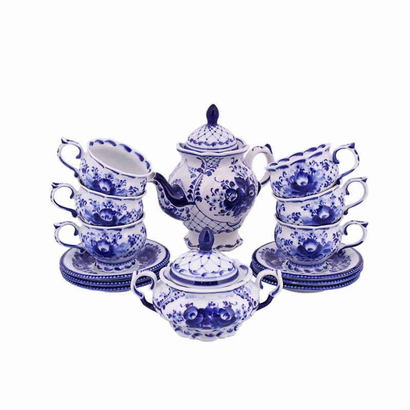 Сервиз чай Иван да Марья