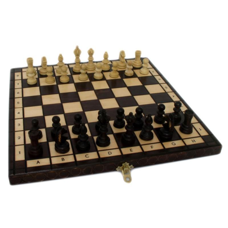 Шахматы №122А от Наследие