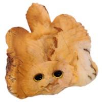 скульптура Кот-летун (стеатит) россия скульптура кот гармонист