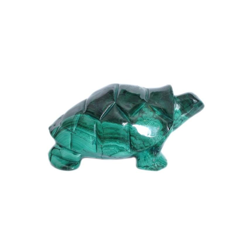 Черепаха малахит (53) черепаха малахит 4 см