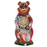 Россия Скульптура из дерева Медведь в асс. 25см(101713)-4 скульптура 4 века