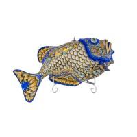 Панно настенное Рыба Топорик Хохлома олег ольхов рыба морепродукты на вашем столе