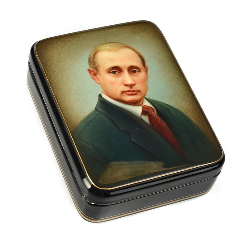 Россия ЛМФ Шкатулка Путин